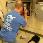 service electrician brett
