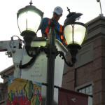 street lighting repair
