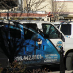 Electric service van Zona